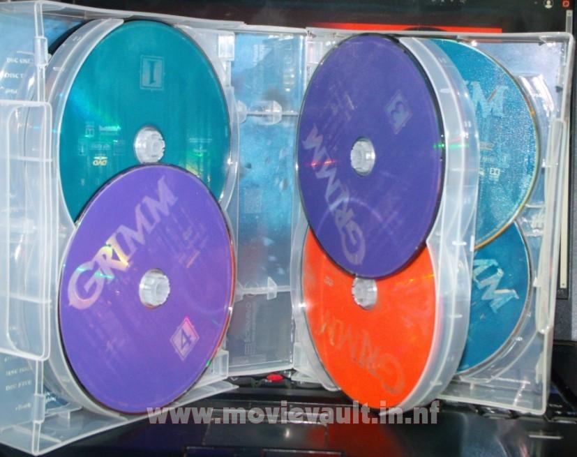 Grimm DVD Box