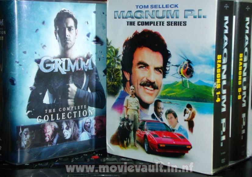 Grimm and Magnum P.I.